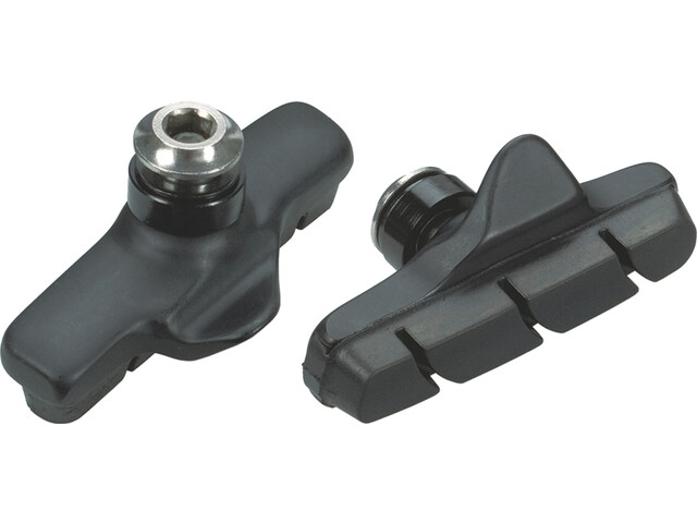 Jagwire Road Sport Brake Shoes for Campagnolo 1 Pair, black